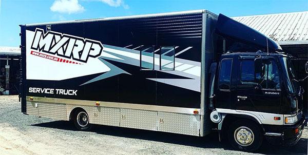 MXRP - Mobile Service Truck