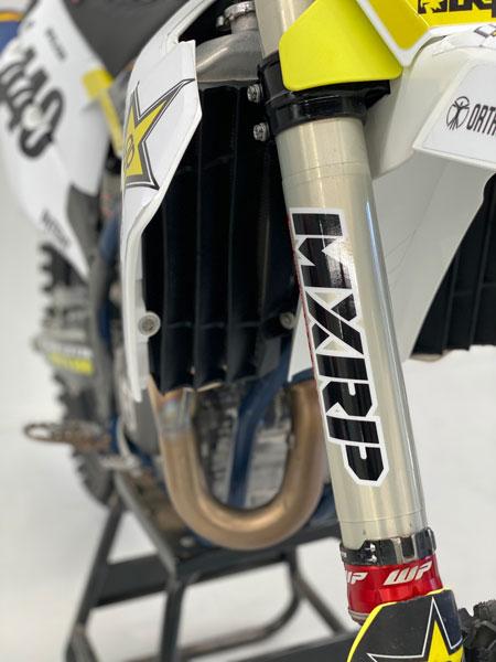MXRP - Suspension Motocross