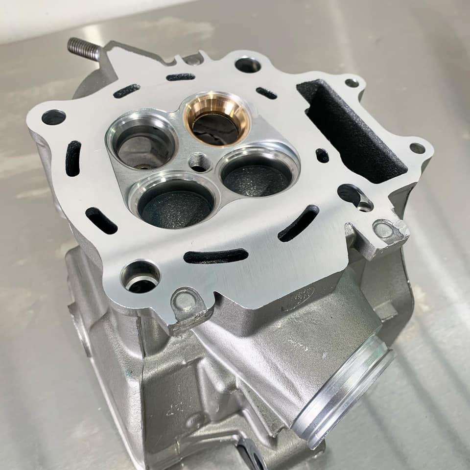 MXRP - Cylinder Head Race