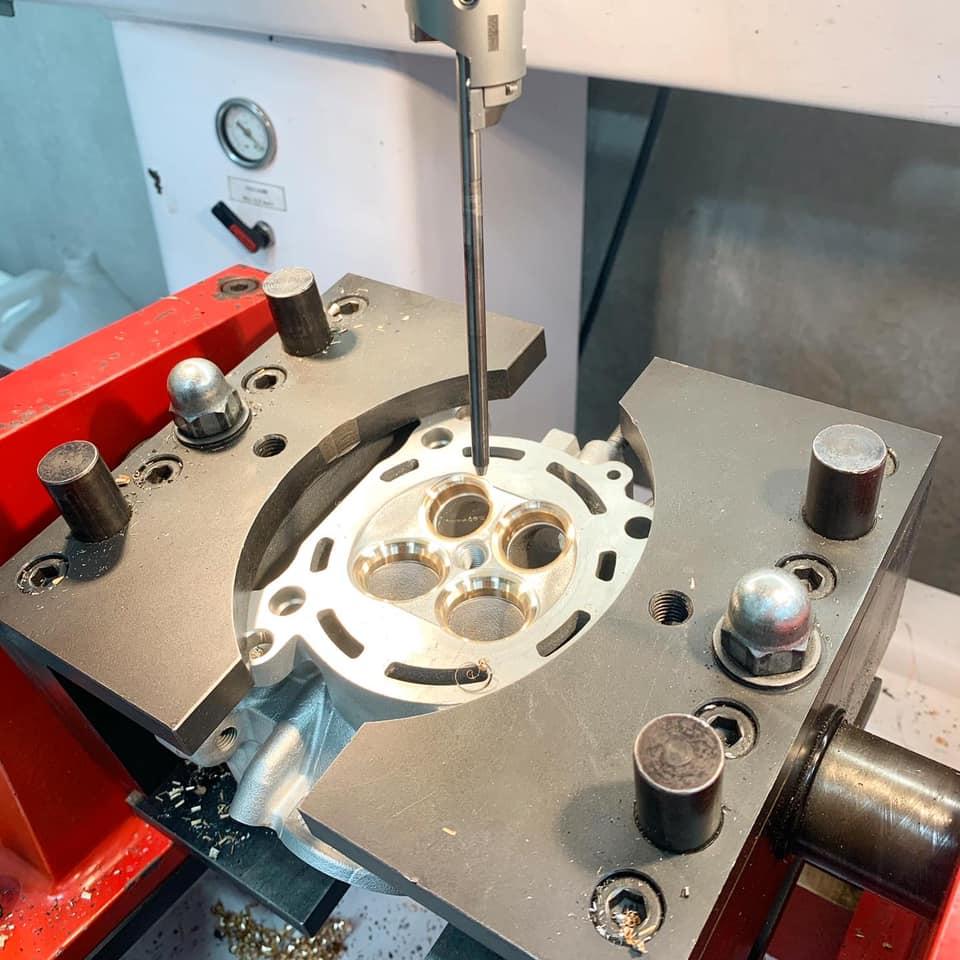 MXRP - Cylinder Head Servicing