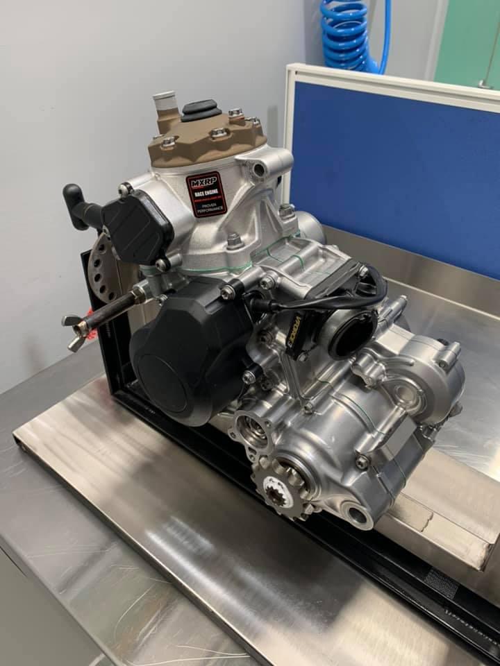 MXRP - Stage 2 Race Engine